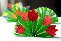 diy spring - lente