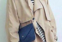 wear it - trench, wool, cardi, blazer