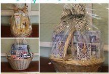 Gift Basket/Ajándékcsomagok