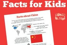 Chinese Facts for Children / Chinese Facts for Children