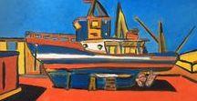 Oil Paintings / Paintings of the artist