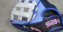 S2N Custom Baseball and Softball Gloves / Customize your own softball or baseball glove and order direct at S2Nsports.com!!