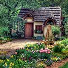 Small & cute garden