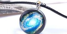 """""""Galaxy"""" Jewelry Collection / Shop Now: https://goo.gl/rjq391"""