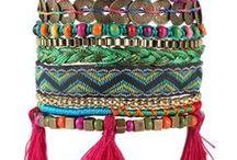 """Bohemian"" Jewelry Collection / Shop Now: https://goo.gl/JUMmU8"