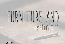 Furniture and Restoration / Woodworking and furniture ideas, plans, projects and how to's.