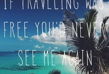 Travel Quotes / Best travel quotes from around the world to inspire you to travel now.