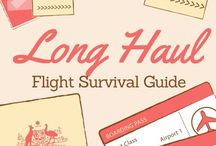 Flight survival tips