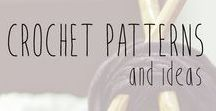 Crochet Patterns and Ideas Group Board / A collection of gorgeous and unique crochet patterns and ideas.  Long vertical pins only. Repin 1 for 1 from the board for every pin you post (let's support each other!). Only repeat pins once per week. I reserve the right to delete inappropriate, repetitive or off topic pins. (There is a separate group board for knit patterns and ideas.)   If you would like to contribute, please follow Cinq Artisans' Pinterest profile and email your request to cinqartisans@gmail.com.