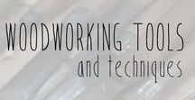 Woodworking Tools and Techniques / Favorite woodworking handheld and powered tools and techniques.