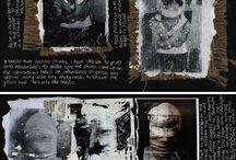 // S K E T C H B O O K  I D E A S // / Photography sketchbook ideas