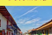 Colombia Travel / Tips, guides, and places to make the most out of your trip to Colombia