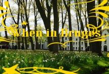 Belgium Travel / My travel story while in the city of Bruges. Travel guide to Bruges and the Museum of Torture. City guide to magical Gent.
