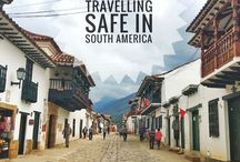 Safety Tips for Travelling South America / Tips for travelling safely in South America