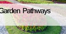 Garden Pathways / Affordable Garden Path Ideas, DIY Garden Path Ideas, friendly & beautiful garden path ideas, Get walkway ideas and garden path ideas from thousands of walkway pictures, informative articles and videos