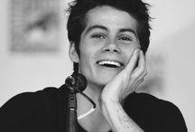 Dylan O' brien / Cute, funny, hot = dylan