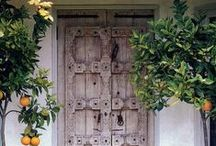 FOR THE FRONT DOOR / by Kelly Portnoy