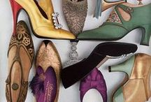 Shoe Porn / Shoes I lust over, for one reason or another.
