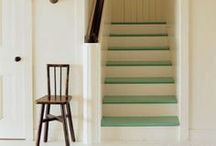 FOR THE STAIRCASE / by Kelly Portnoy