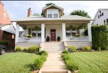OUR FIRST HOUSE- Craftsman Bungalow / by Kelly Portnoy