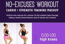 EXERCISE/FITNESS / by Kelly Portnoy