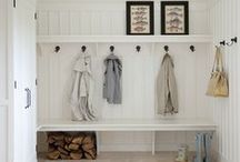 FOR THE MUDROOM / by Kelly Portnoy