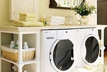 FOR THE LAUNDRY ROOM / by Kelly Portnoy