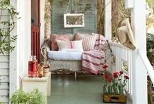 FOR THE PORCH / by Kelly Portnoy