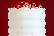 Cakes / by Hether Denney Buhler