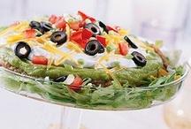 Food-Mexican/Tex-Mex Recipes / by Carol Rider