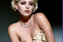 Charlize Theron / These photos of Charlize Theron that I shot a few years back, are classic and timeless – she's so beautiful.
