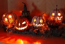 ~[Halloween & Spooky Fun / Costumes, Food & Decorations  / by Sandra Sewell