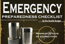 Preparedness / Disaster preparedness tips and tricks.