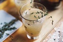 Noms: Drink It Up / Different drink recipes and ideas.