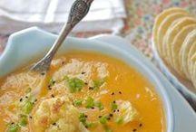 Noms: Soups & Stews / Various kinds of soup recipes.