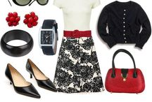 ~ I LoVe ThiS LooK ~ / ~~ You will Notice a Theme Here ~~ My Wardrobe is Mostly Black / by ‿✿⁀° Terri °‿✿⁀