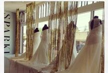 """2 Year Anniversary / SPARKLE bridal couture is celebrating our 2 year anniversary! With a touch of gold and a look back at a great year help spread the """"Sparkle"""" with plenty more years to come!"""