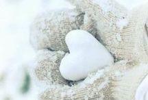 Winter / The best season of them all  #Winter #WinterWonderland #Snow #LetItSnow #CuddleWeather