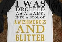 Tees & More / Fun t-shirts, tanks and more, including lots of #DIY and #rafashion ideas.