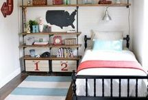 FOR THE BOYS ROOM / by Kelly Portnoy