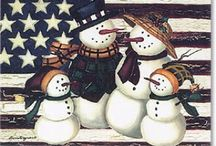 ~ FrOsTy the SnOwMaN ~ / ~~ ●••°‿✿⁀°•.Snowmen°•. ‿✿⁀°••● ~~ Enjoy my Collection of Pins  / by ‿✿⁀❤️‿✿⁀