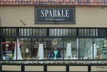 Sail Away with SPARKLE! / Sacramento brides have access to the best waterways around - The Pacific Ocean, Lake Tahoe and the Rivers. Sail away with us in our August 2014 window display which brings the charming Nautical theme to life. Special thanks to Nicole Reece of Elegant Inspirations Events and Weddings for the creative decor and Leilani Paular Photography for the charming photos. Anchors Away! :)