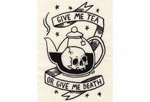 Tea Time!! / by Marina Ortiz