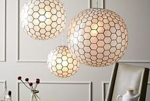 Light Fixtures / by Sing Blue Silver
