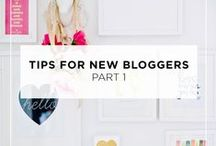 Entrepreneur Blog Tips/Ideas / Blog tips and blogging ideas both for beginners and pros. Our pins include information on starting a blog, blogging 101, blog topics, and how to run your blog as a real business! Dive right in!