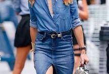 Fashion: Denim Outfits