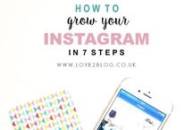 Social Media Instagram Strategy/Tips / Social media Instagram strategies, tips, and guides to gain a following and get visible to your ideal clients online! Focusing on sales generating Instagram strategies for creative entrepreneurs and small business owners.
