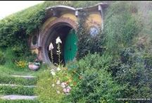 Hobbit Haus Outdoor