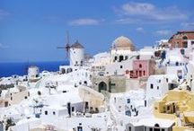Travel: My Bucket List / My travel bucket list, from Santorini to Rio!