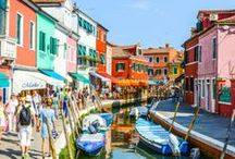Travel: Italy / Italy's most gorgeous sights and cities.